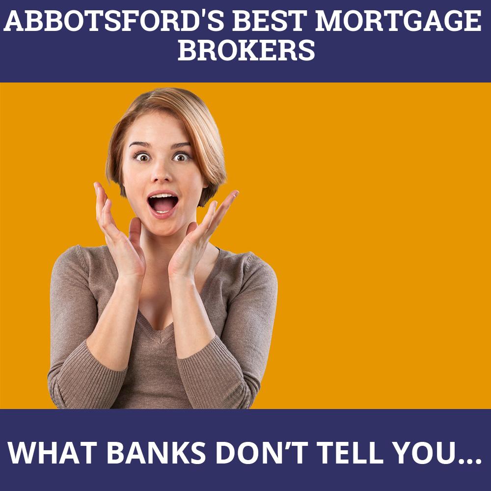 Mortgage Brokers Abbotsford BC