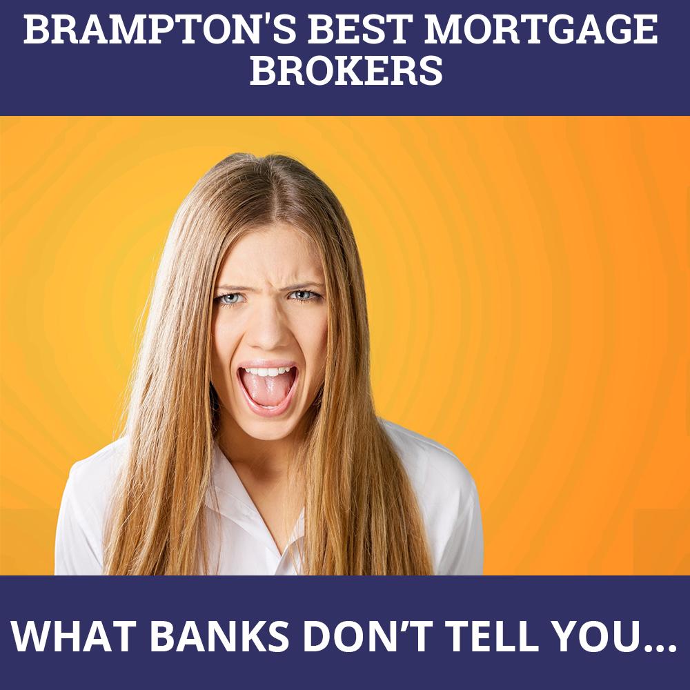 Mortgage Brokers Brampton ON