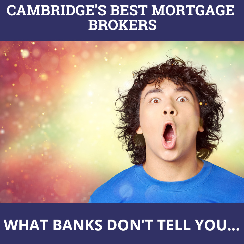 Mortgage Brokers Cambridge ON