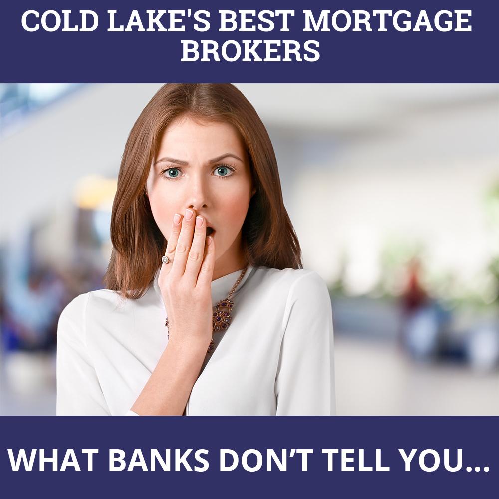 Mortgage Brokers Cold Lake AB