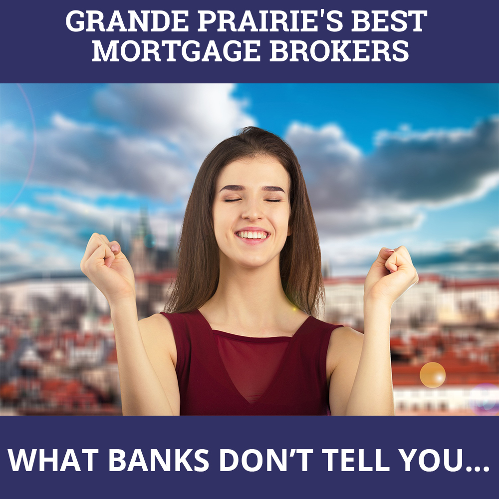 Mortgage Brokers Grande Prairie AB