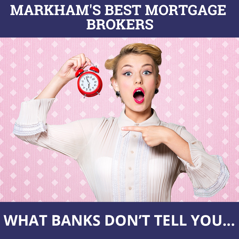 Mortgage Brokers Markham ON