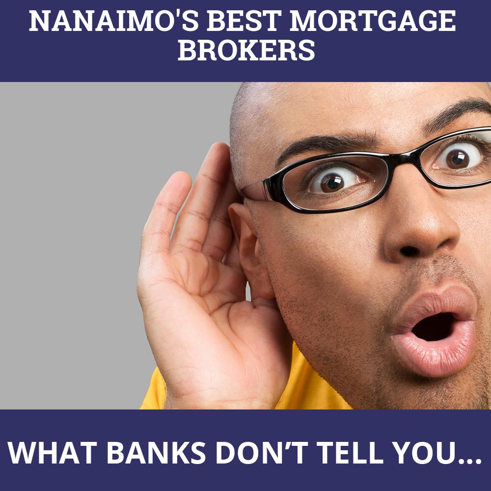 Mortgage Brokers Nanaimo BC