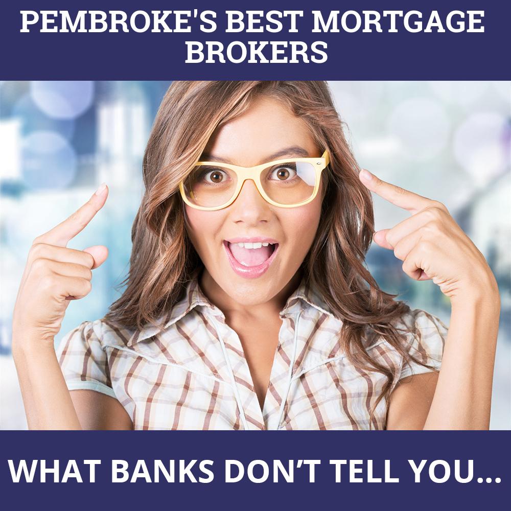 Mortgage Brokers Pembroke ON