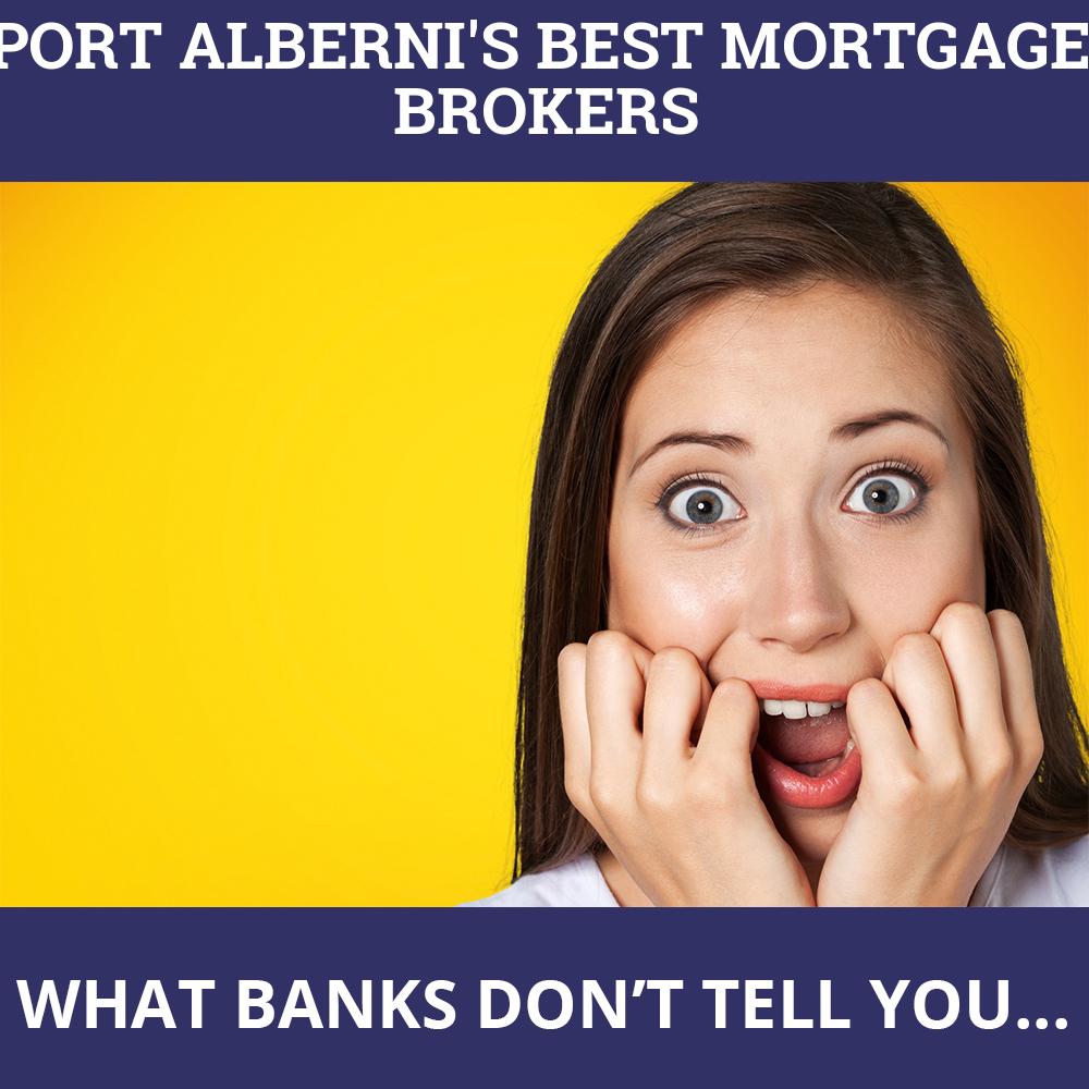 Mortgage Brokers Port Alberni BC