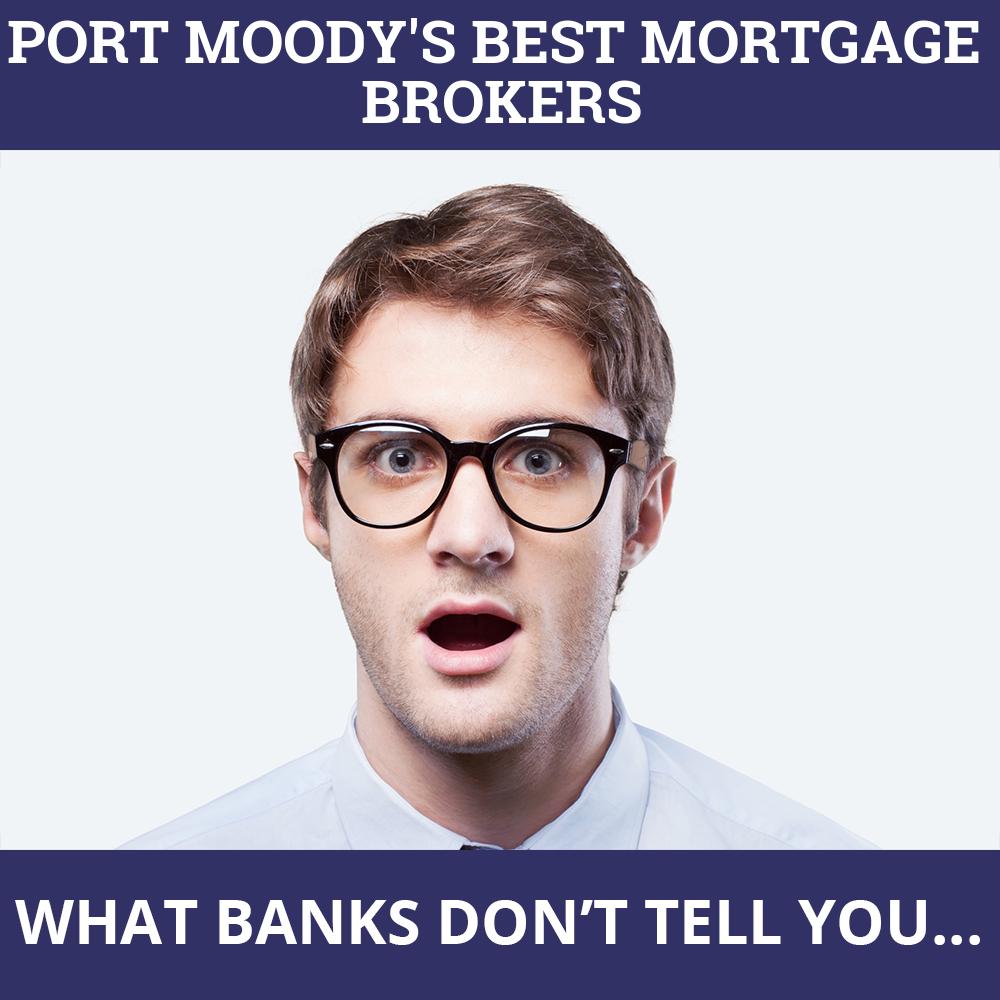 Mortgage Brokers Port Moody BC