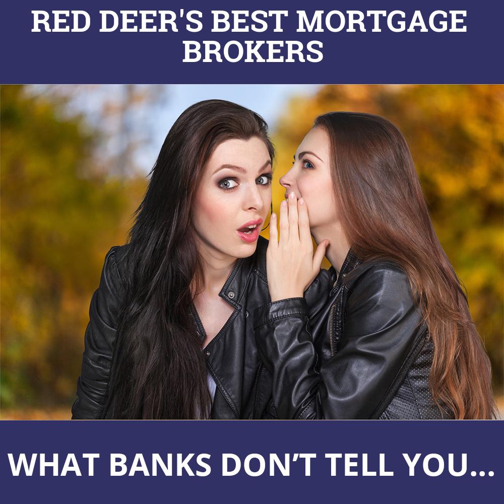 Mortgage Brokers Red Deer AB