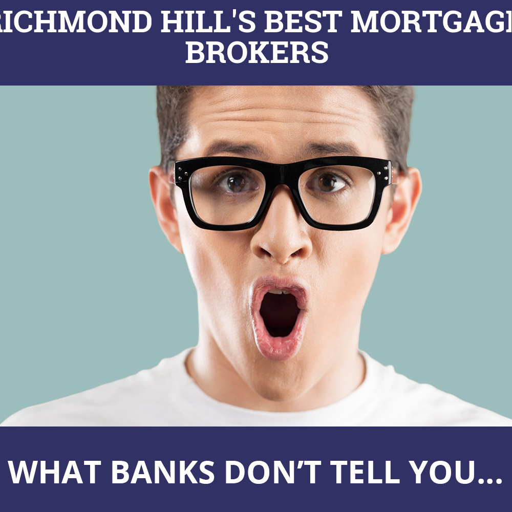 Mortgage Brokers Richmond Hill ON
