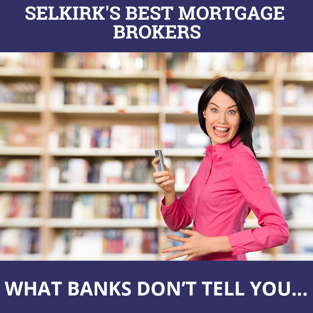 Mortgage Brokers Selkirk MB