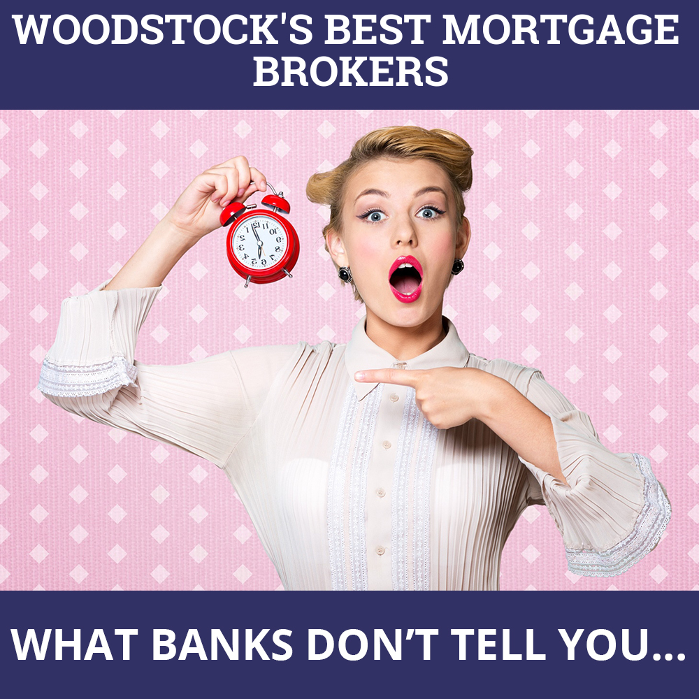 Mortgage Brokers Woodstock ON
