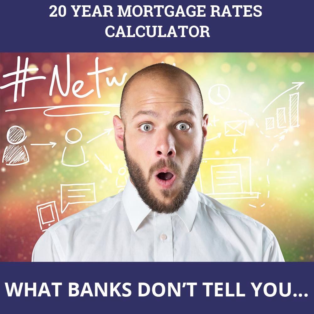 20 Year Mortgage Rates Calculator