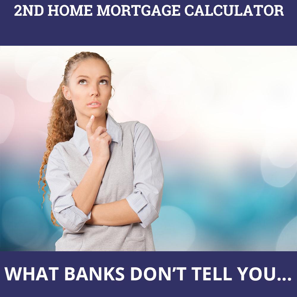 2nd Home Mortgage Calculator