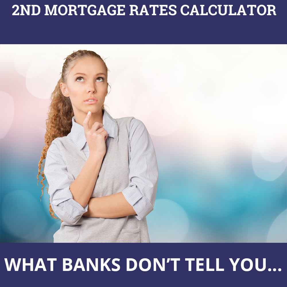 2nd Mortgage Rates Calculator