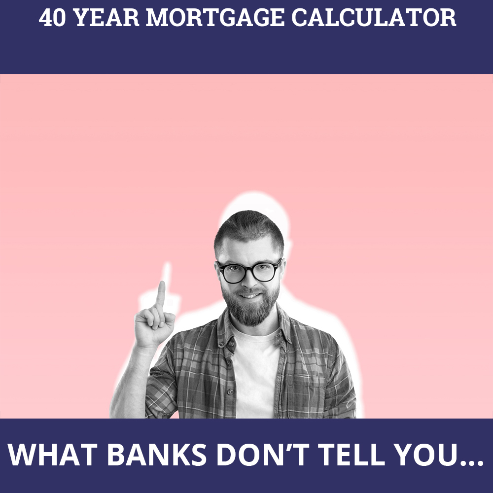40 Year Mortgage Calculator