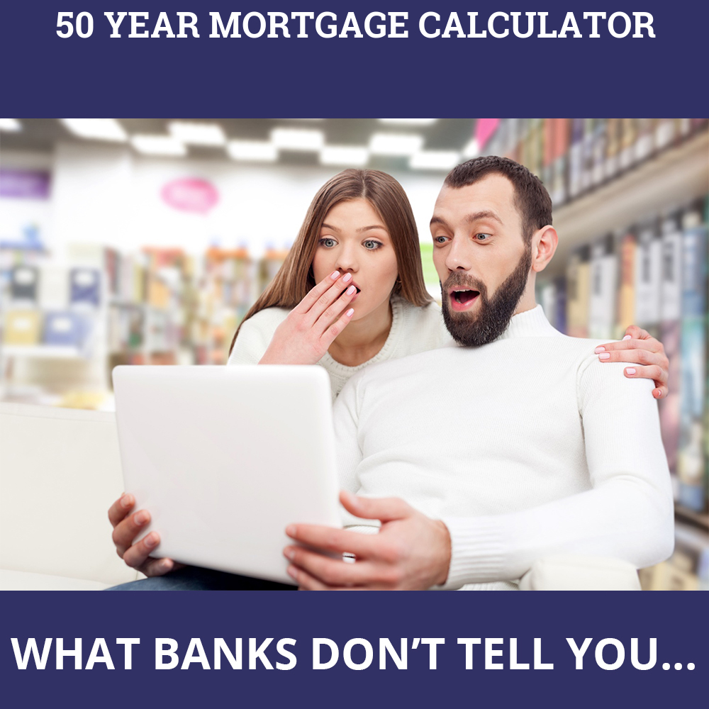 50 Year Mortgage Calculator