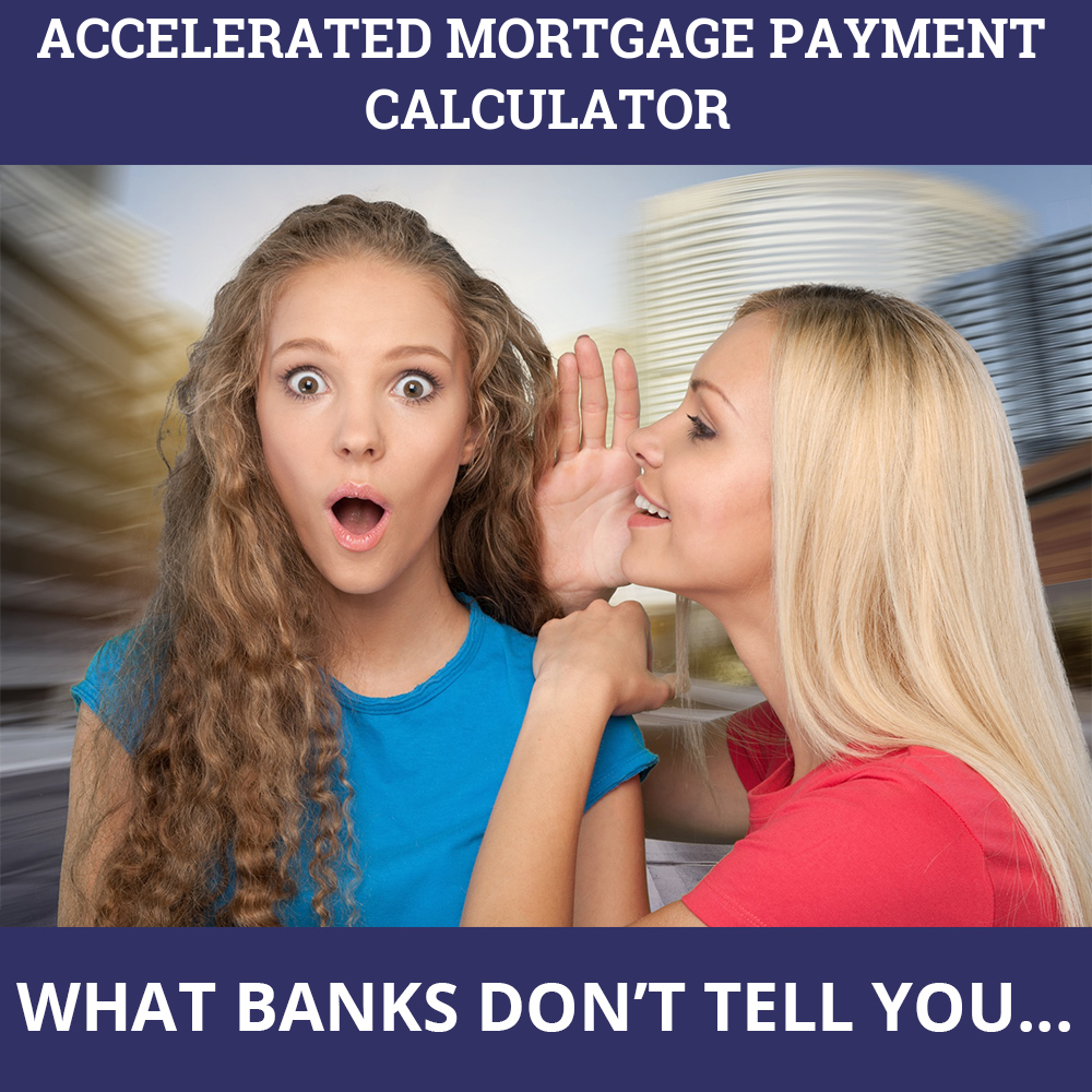 Accelerated Mortgage Payment Calculator