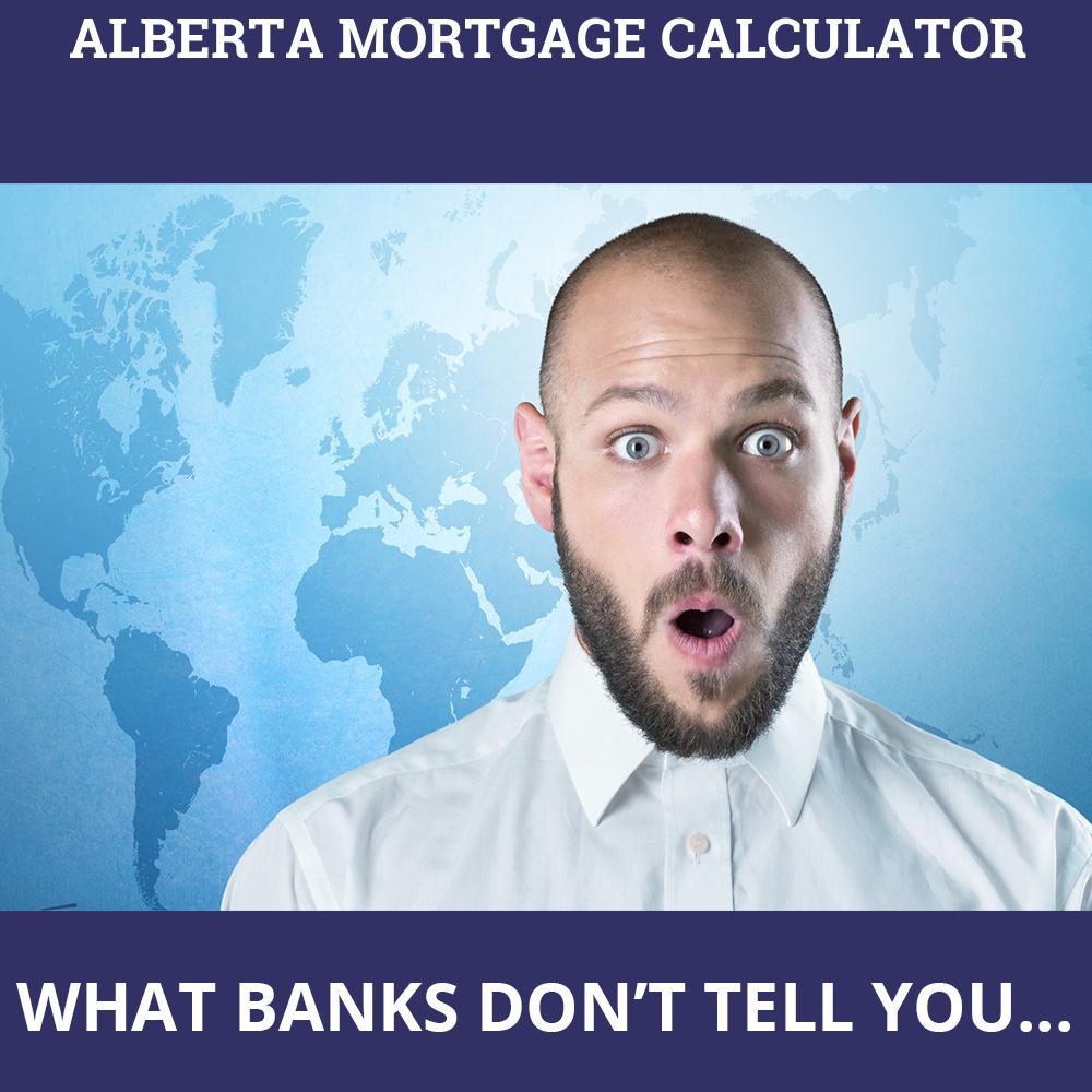 Alberta Mortgage Calculator