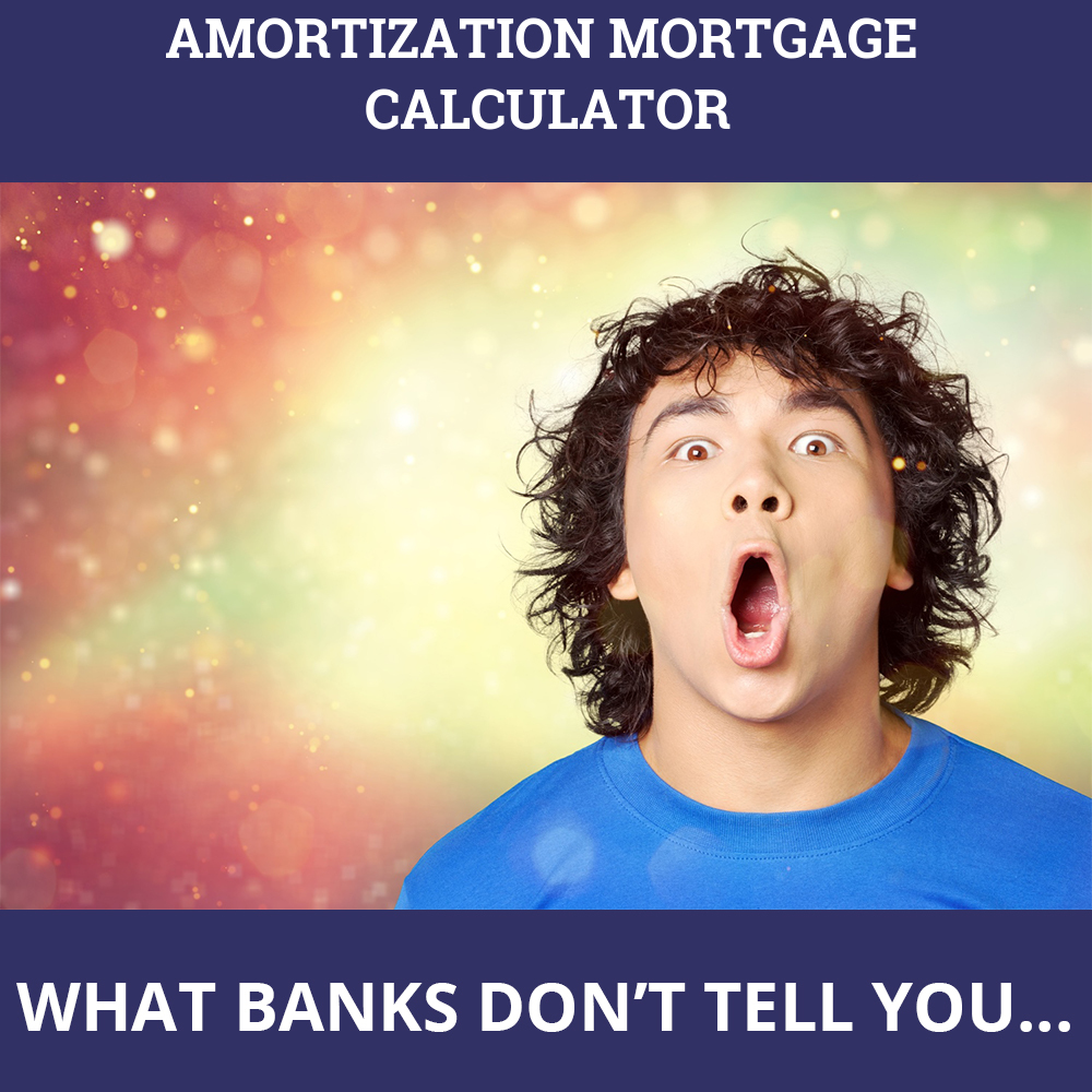 Amortization Mortgage Calculator
