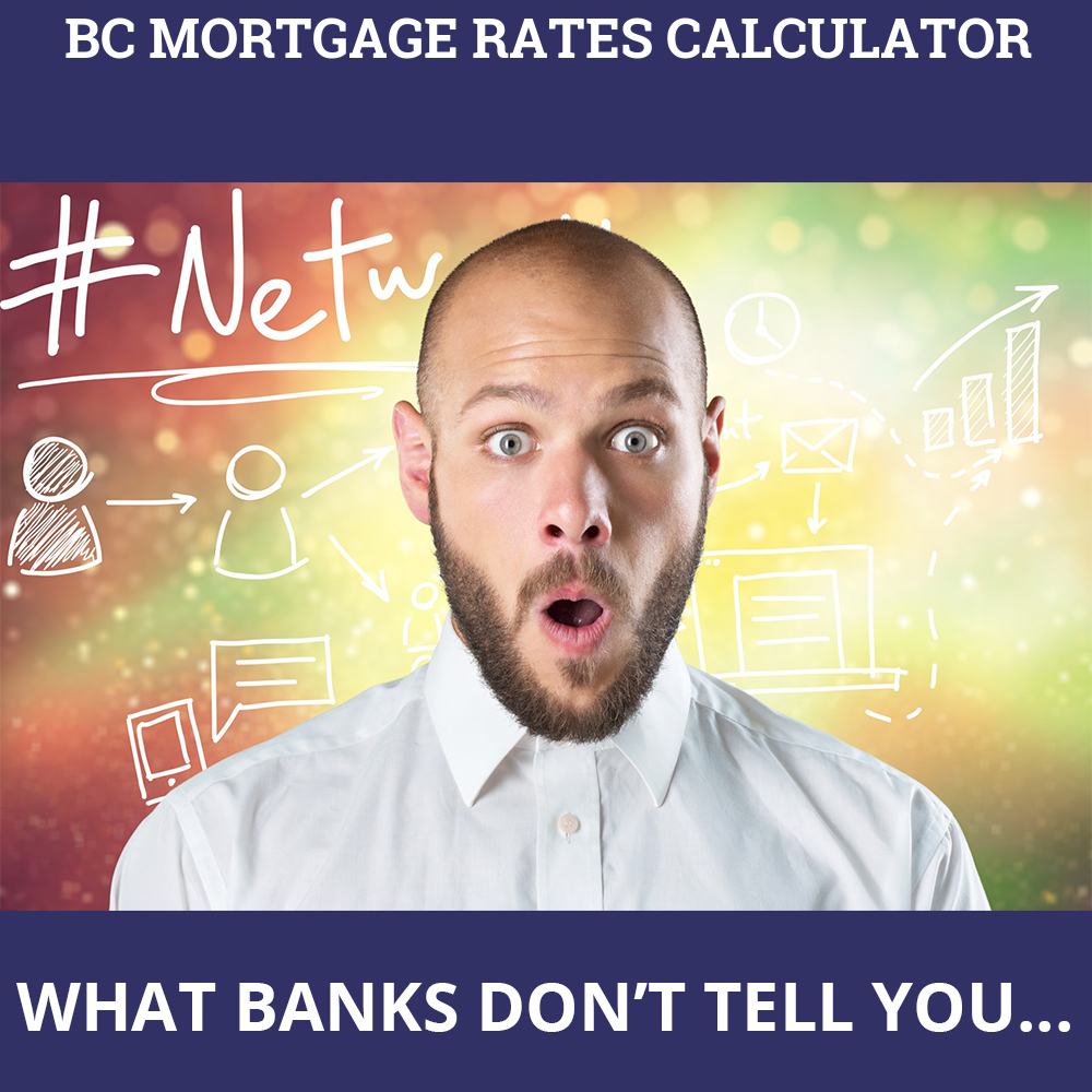 BC Mortgage Rates Calculator