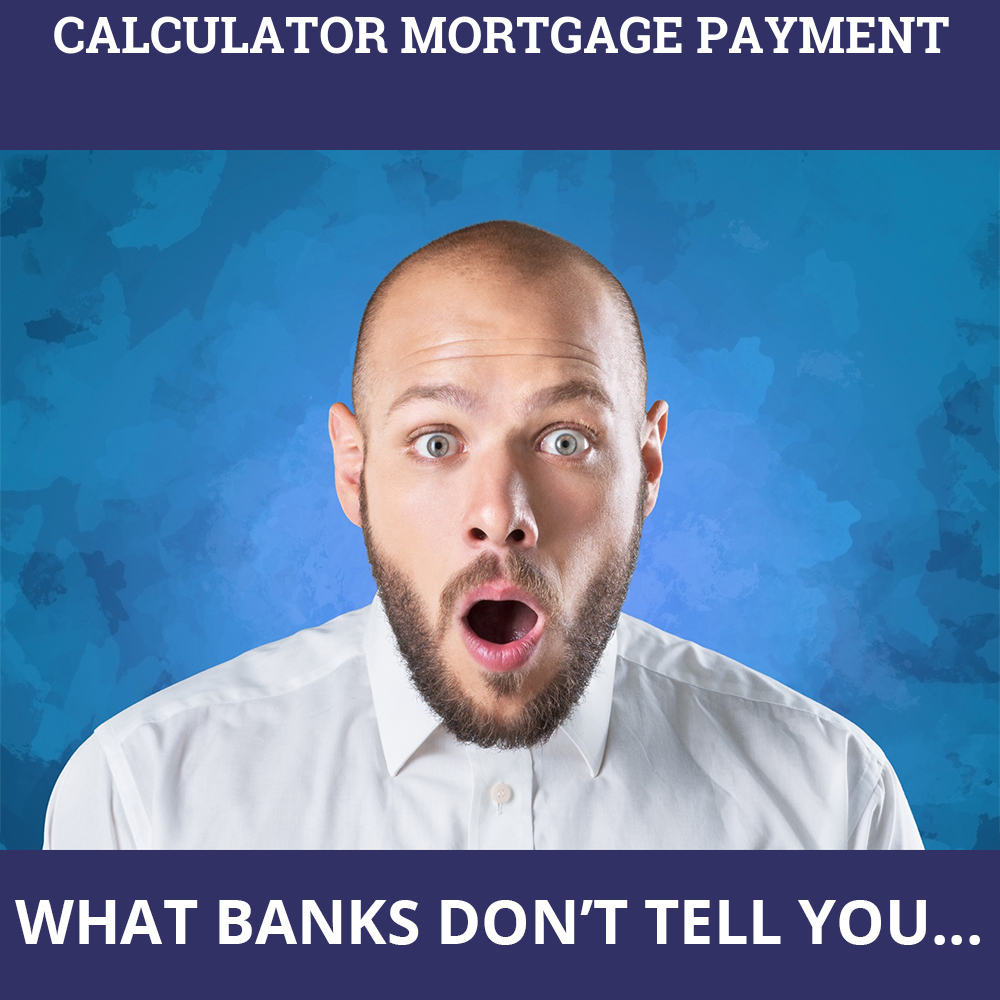 Calculator Mortgage Payment