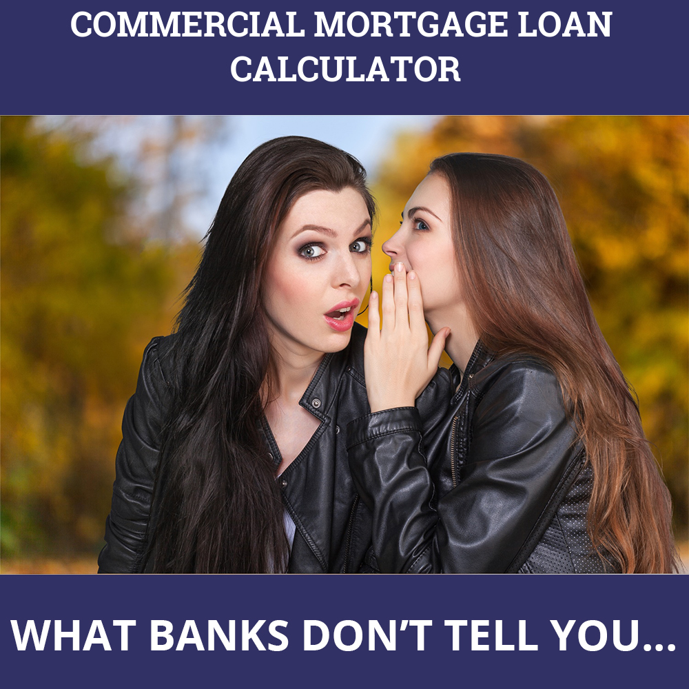 Commercial Mortgage Loan Calculator
