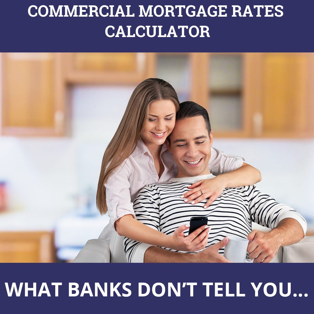 Commercial Mortgage Rates Calculator