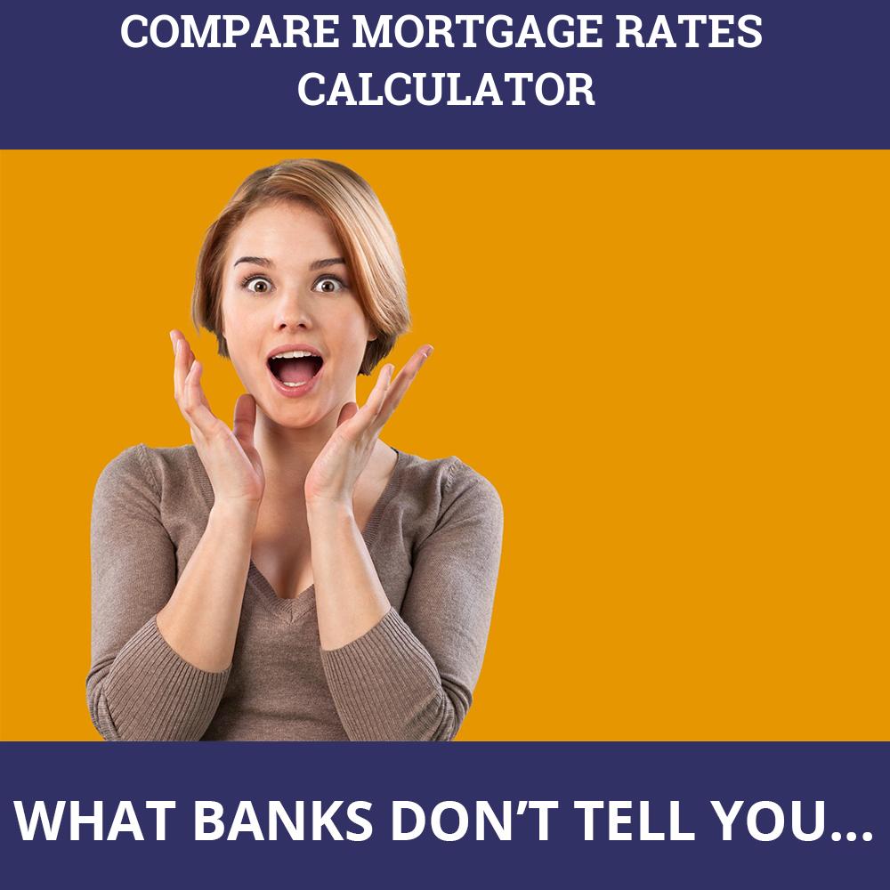 Compare Mortgage Rates Calculator
