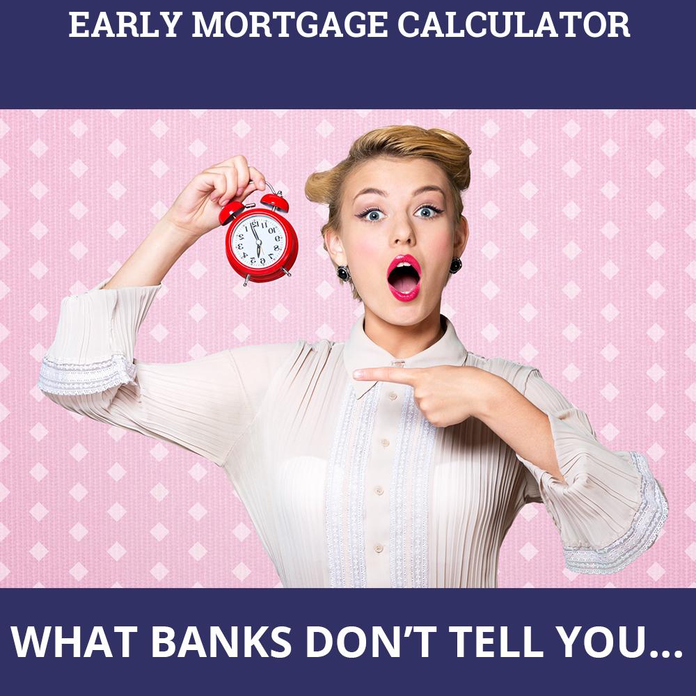 Early Mortgage Calculator