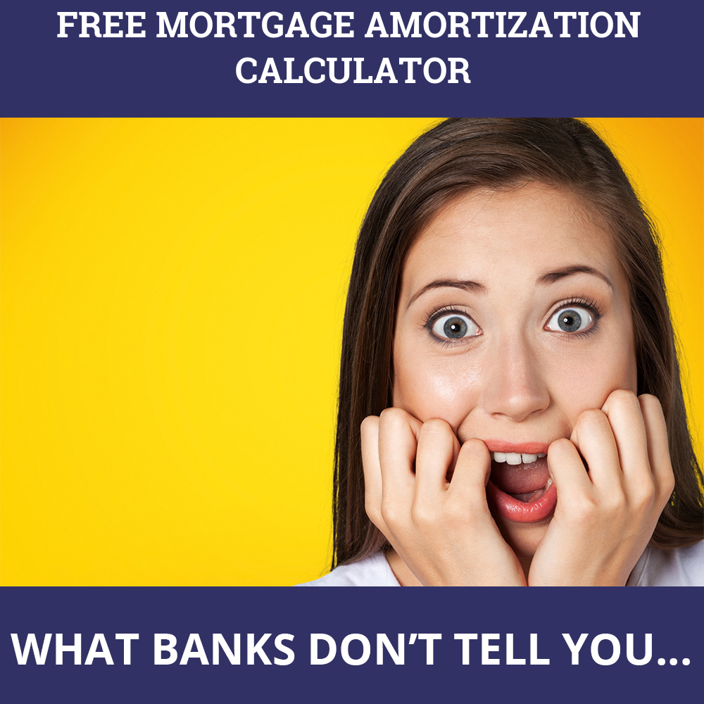 Free Mortgage Amortization Calculator