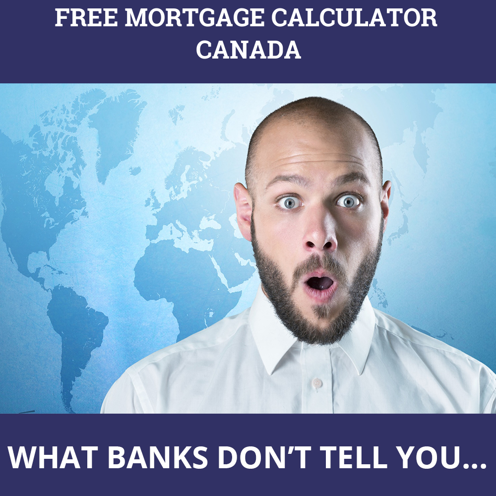 Free Mortgage Calculator Canada