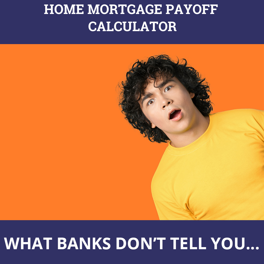 Home Mortgage Payoff Calculator