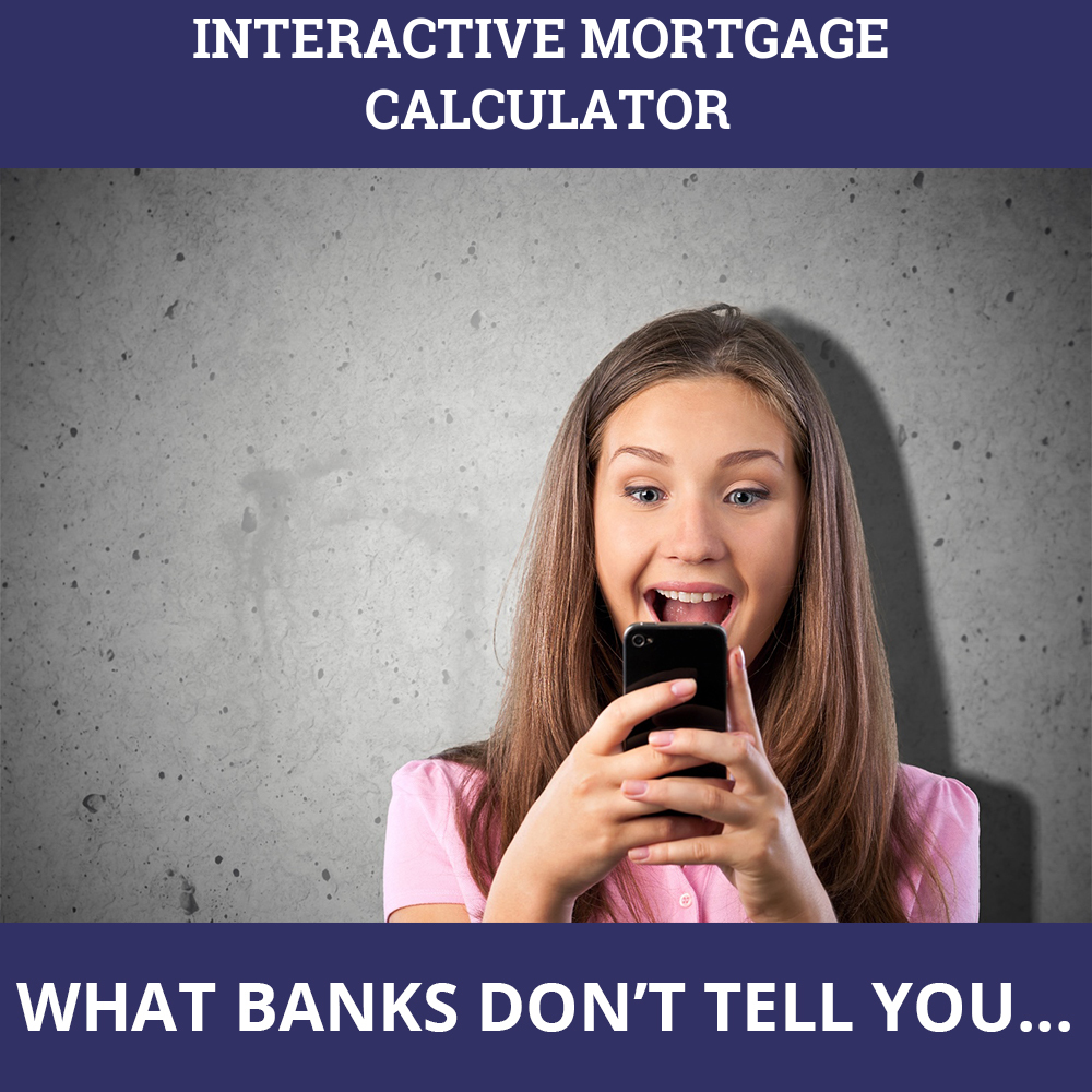 Interactive Mortgage Calculator