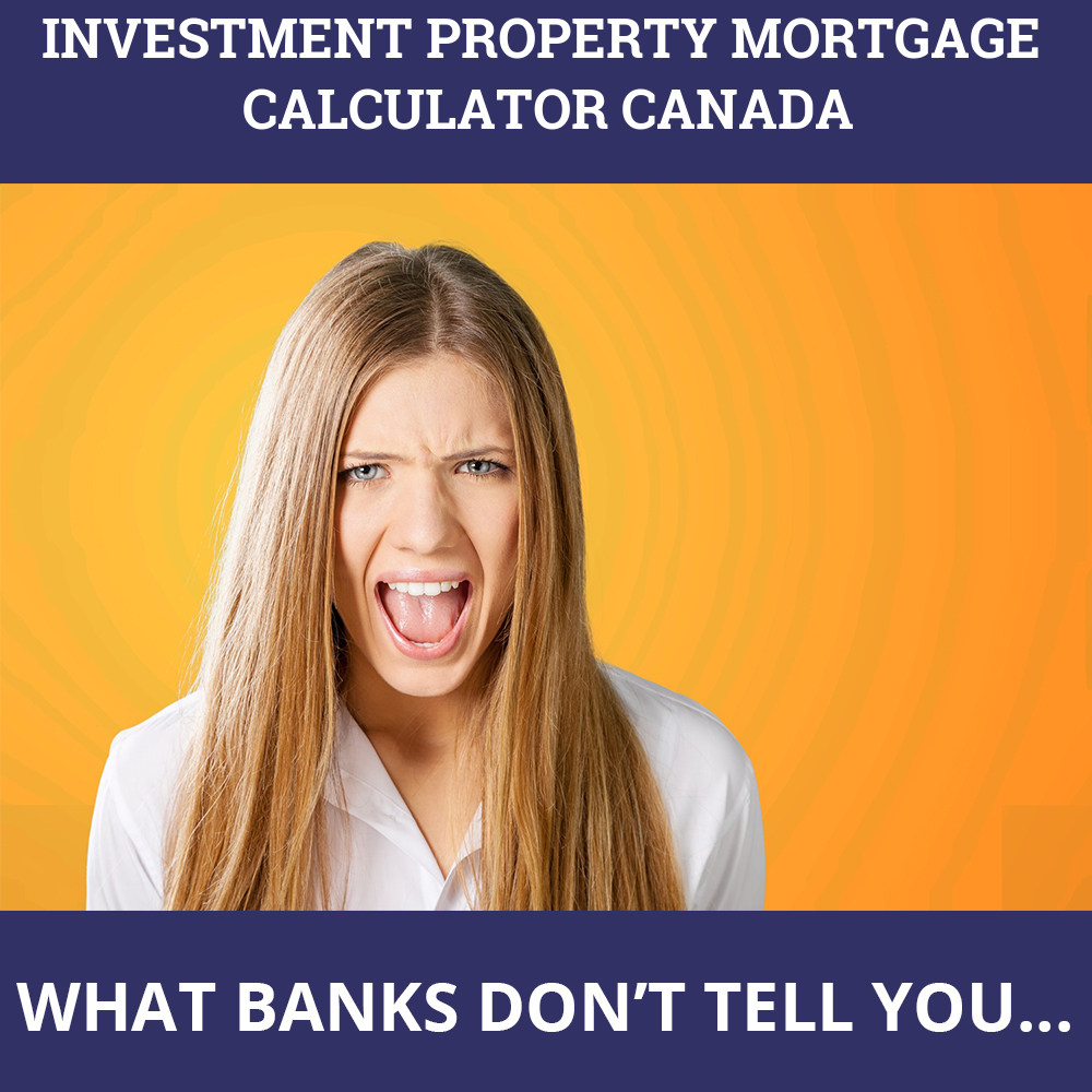 Investment Property Mortgage Calculator Canada