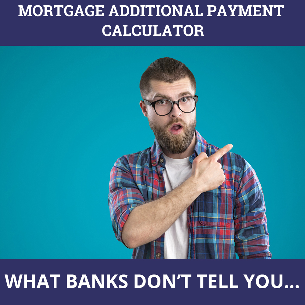 Mortgage Additional Payment Calculator