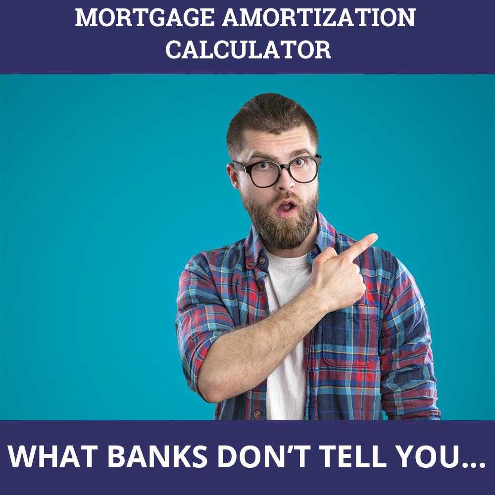 Mortgage Amortization Calculator
