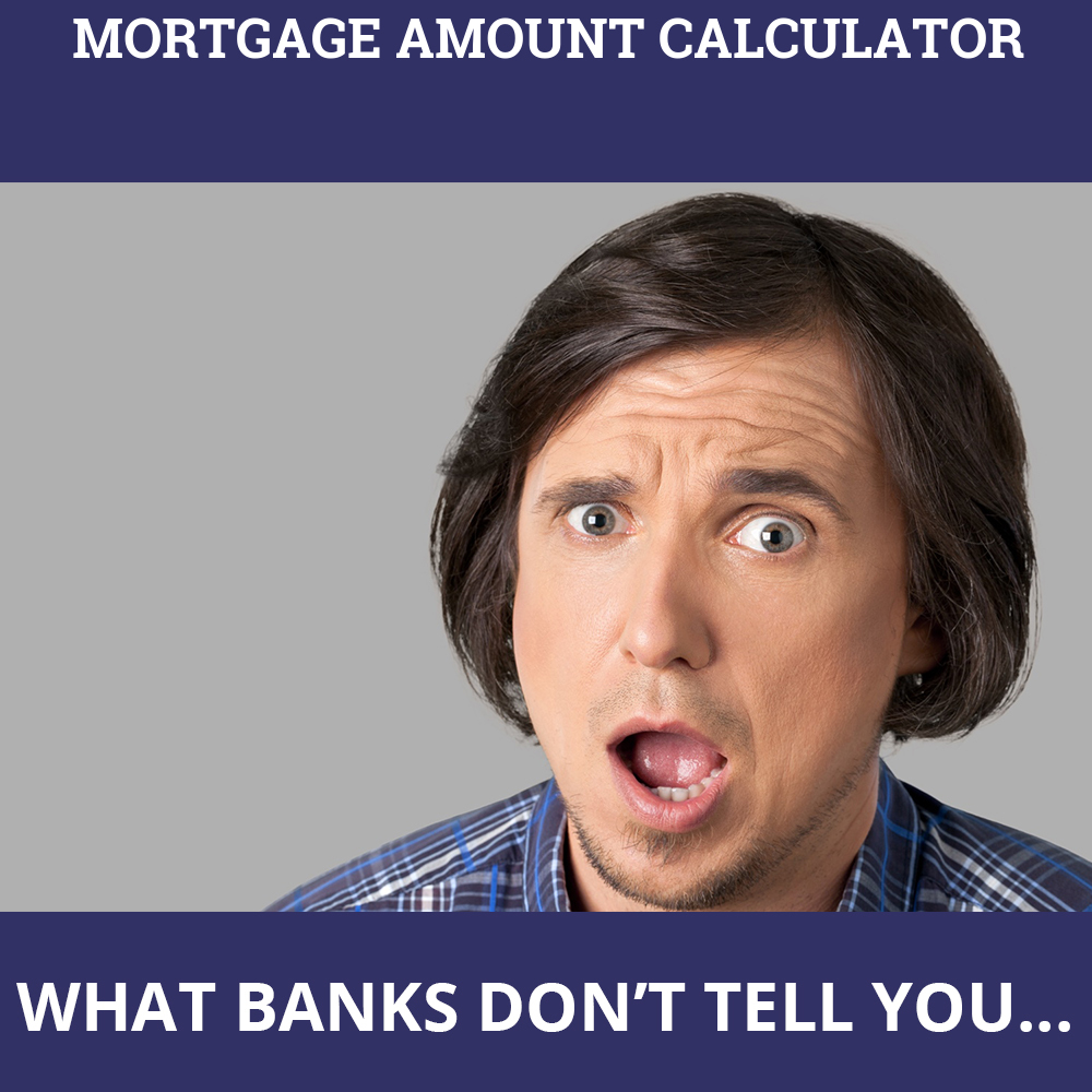 Mortgage Amount Calculator