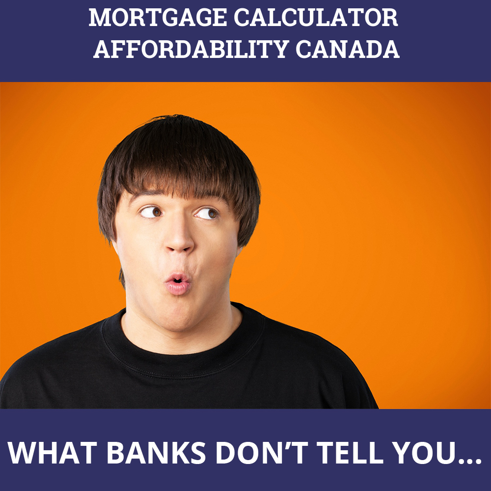 Mortgage Calculator Affordability Canada