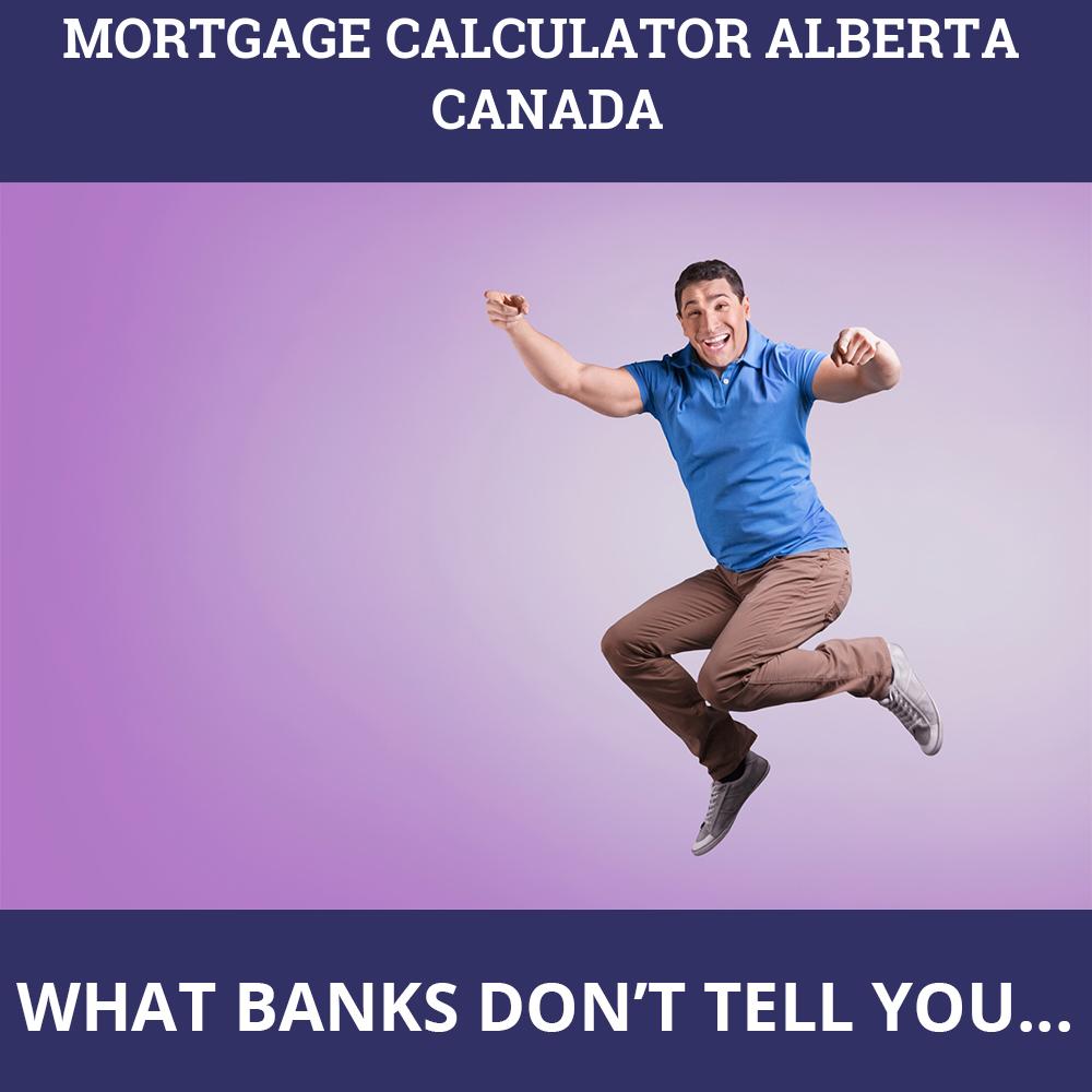 Mortgage Calculator Alberta Canada