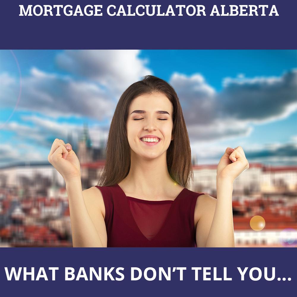 Mortgage Calculator Alberta