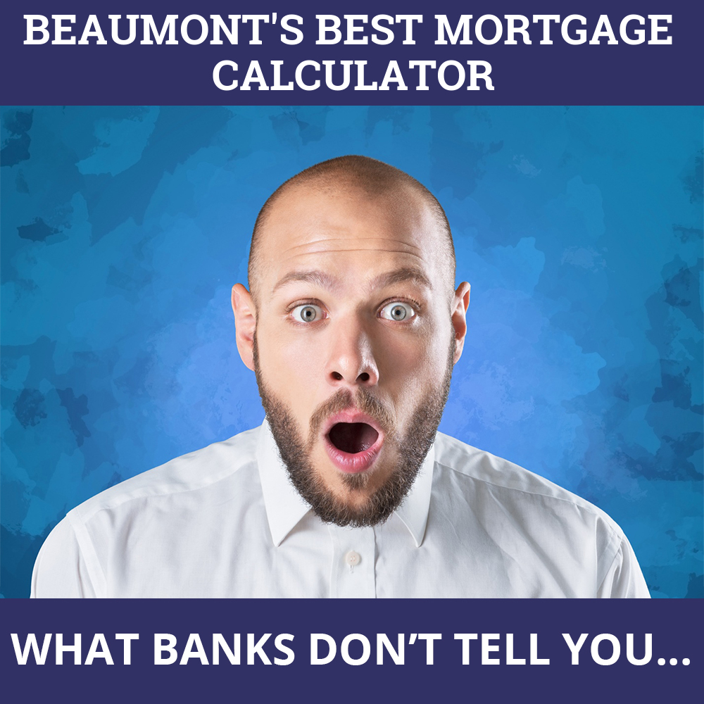 Mortgage Calculator Beaumont AB
