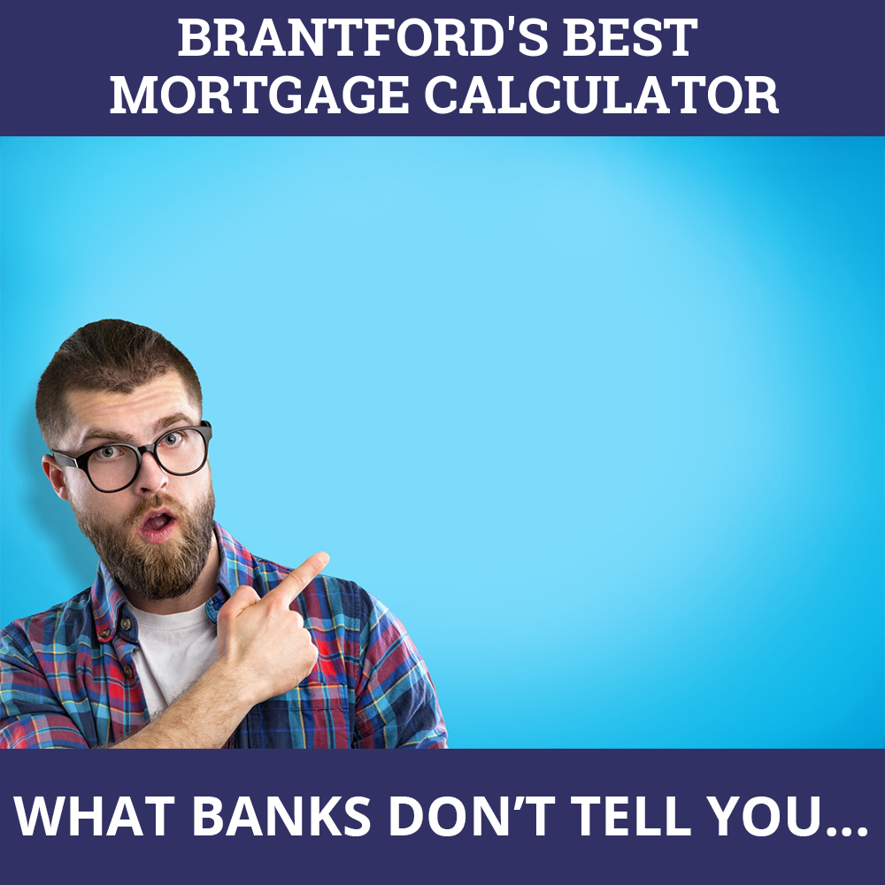 Mortgage Calculator Brantford ON