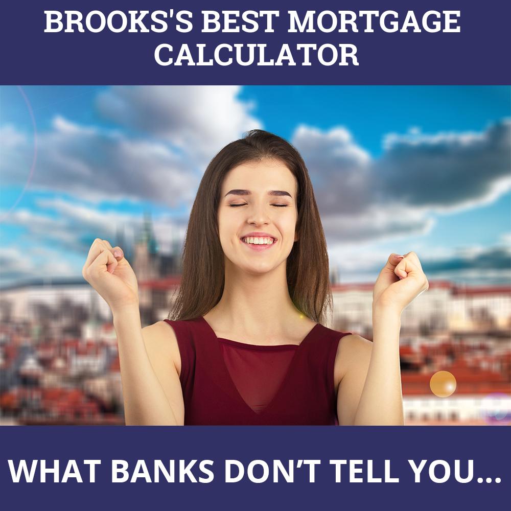 Mortgage Calculator Brooks AB
