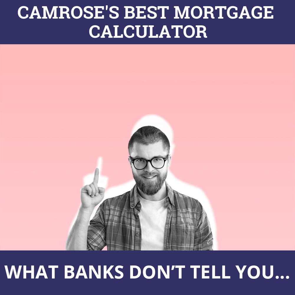 Mortgage Calculator Camrose AB