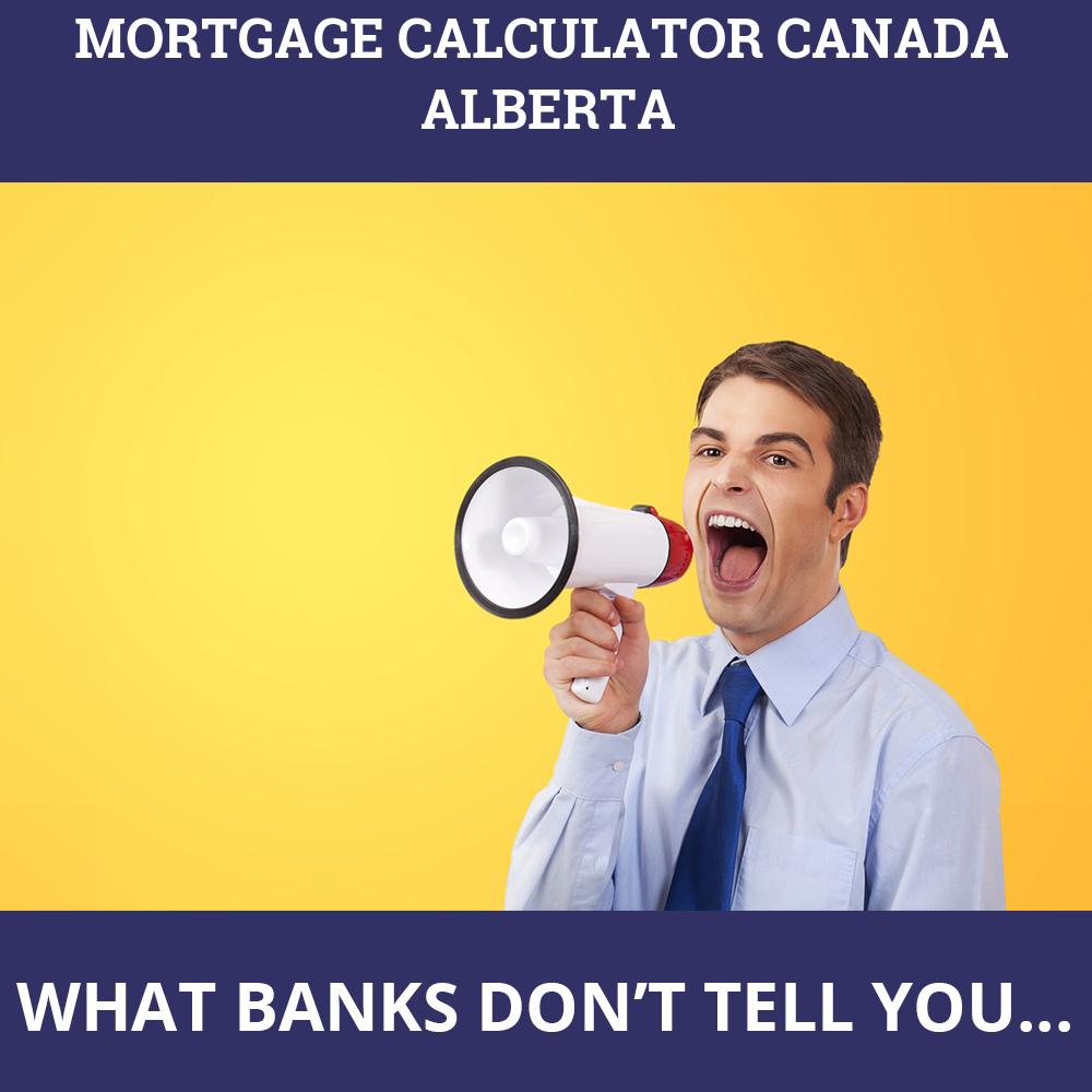Mortgage Calculator Canada Alberta