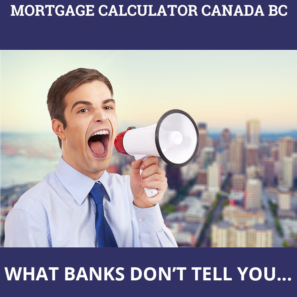 Mortgage Calculator Canada Bc