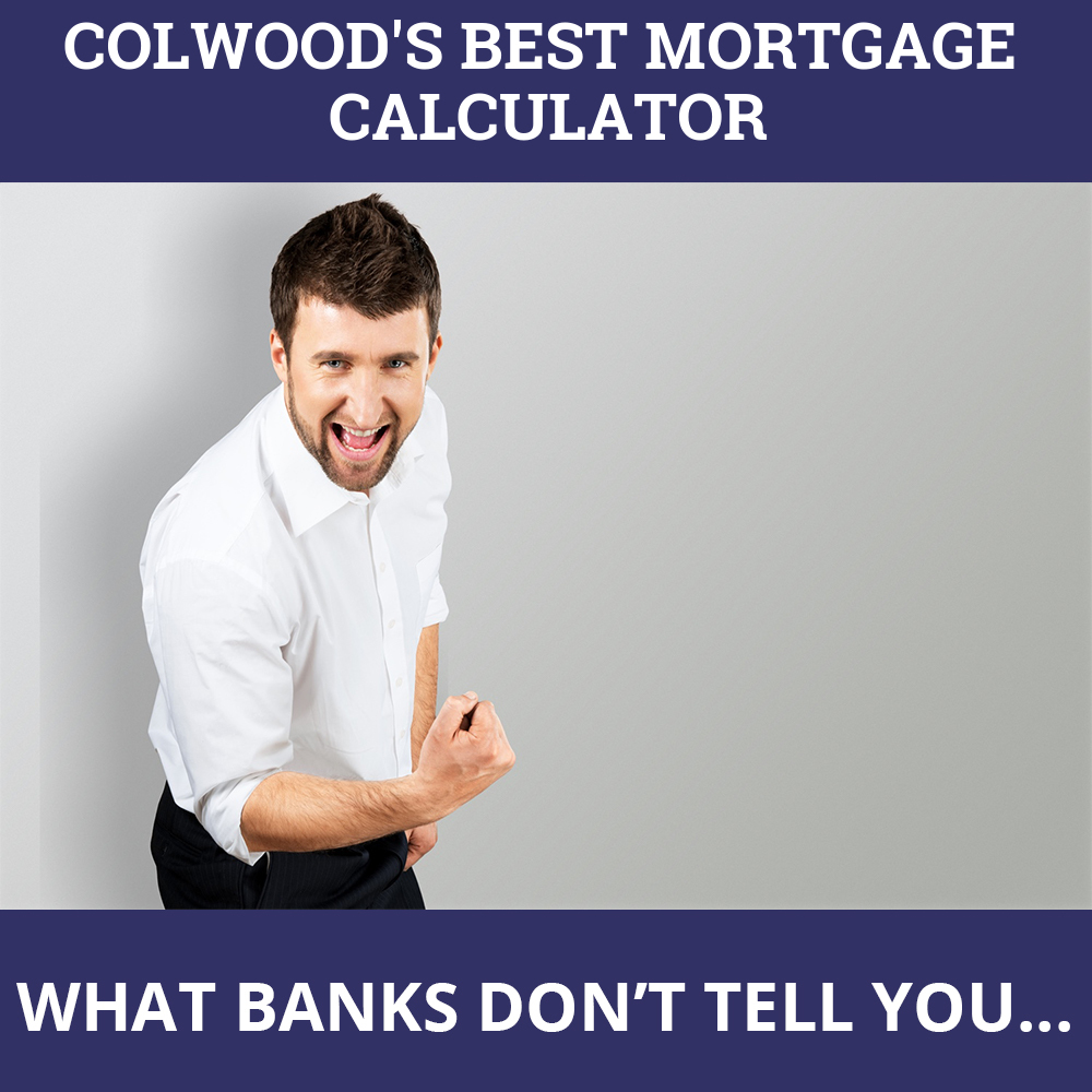 Mortgage Calculator Colwood BC
