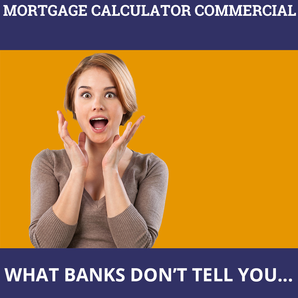 Mortgage Calculator Commercial