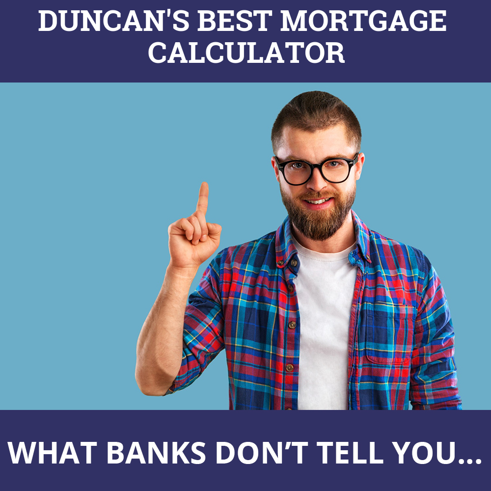 Mortgage Calculator Duncan BC