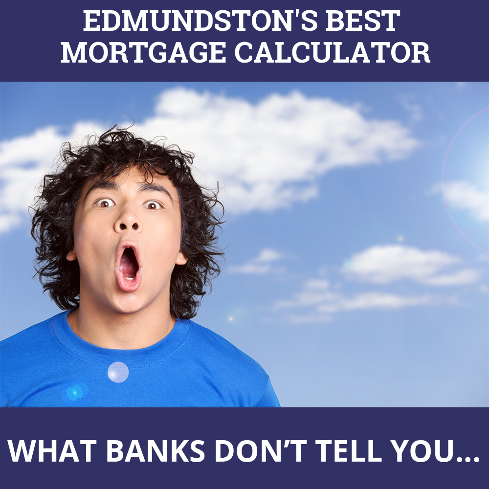 Mortgage Calculator Edmundston NB