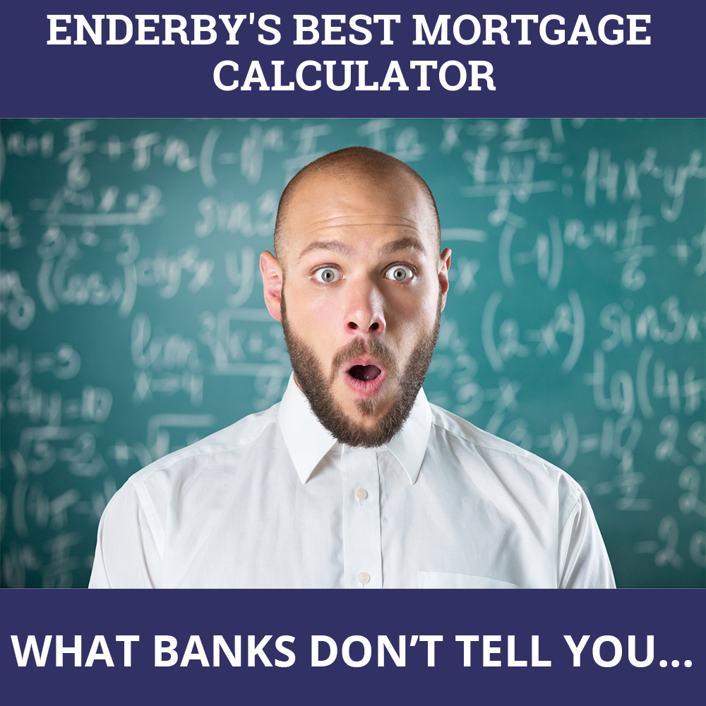 Mortgage Calculator Enderby BC
